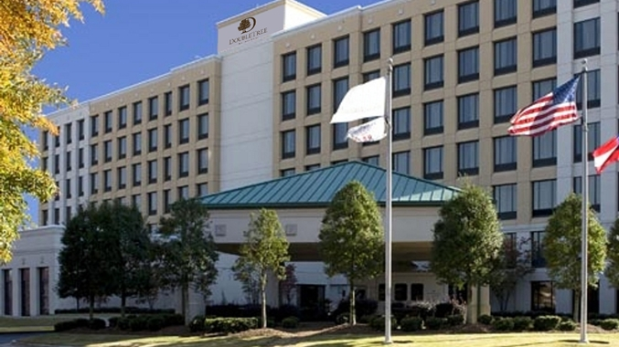 The Doubletree Atlanta Airport is the venue for Sweet Fest Con 2017 the sweet business conference hosted by Sweet Fest in Atlanta, GA on the weekend of Sept 21-24, 2017.